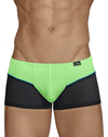 Clever 2435 Gajo Latin Boxer Briefs  Green