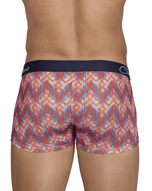 Clever 2440 Boheminan Latin Boxer Briefs Red