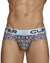 Clever 5442 Tradition Latin Briefs Blue