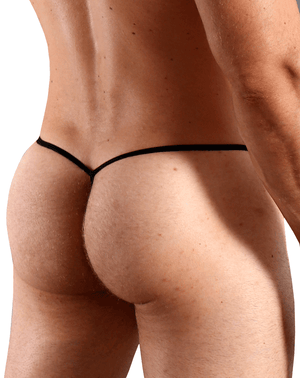 Doreanse 1306 G-String Mesh Thong Red
