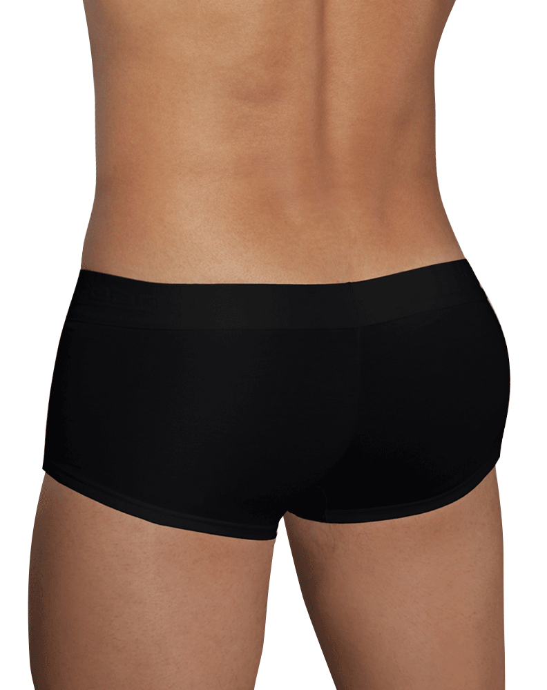 Doreanse 1760-blk Low-rise Trunk Black - StevenEven.com