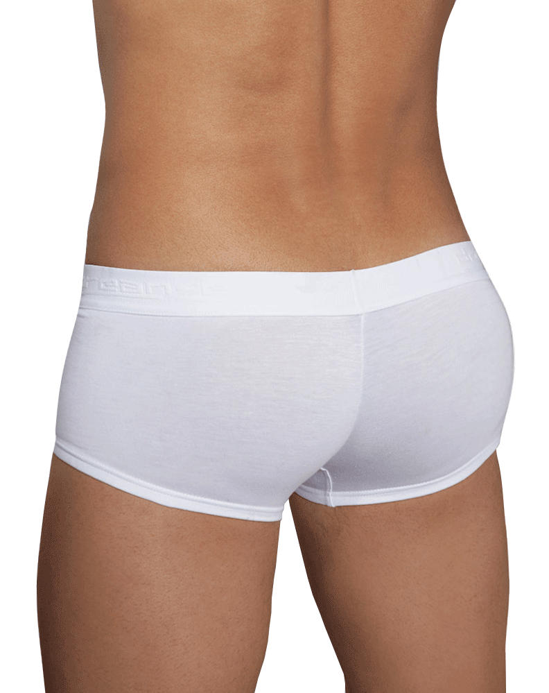 Doreanse 1760-wht Low-rise Trunk White - StevenEven.com