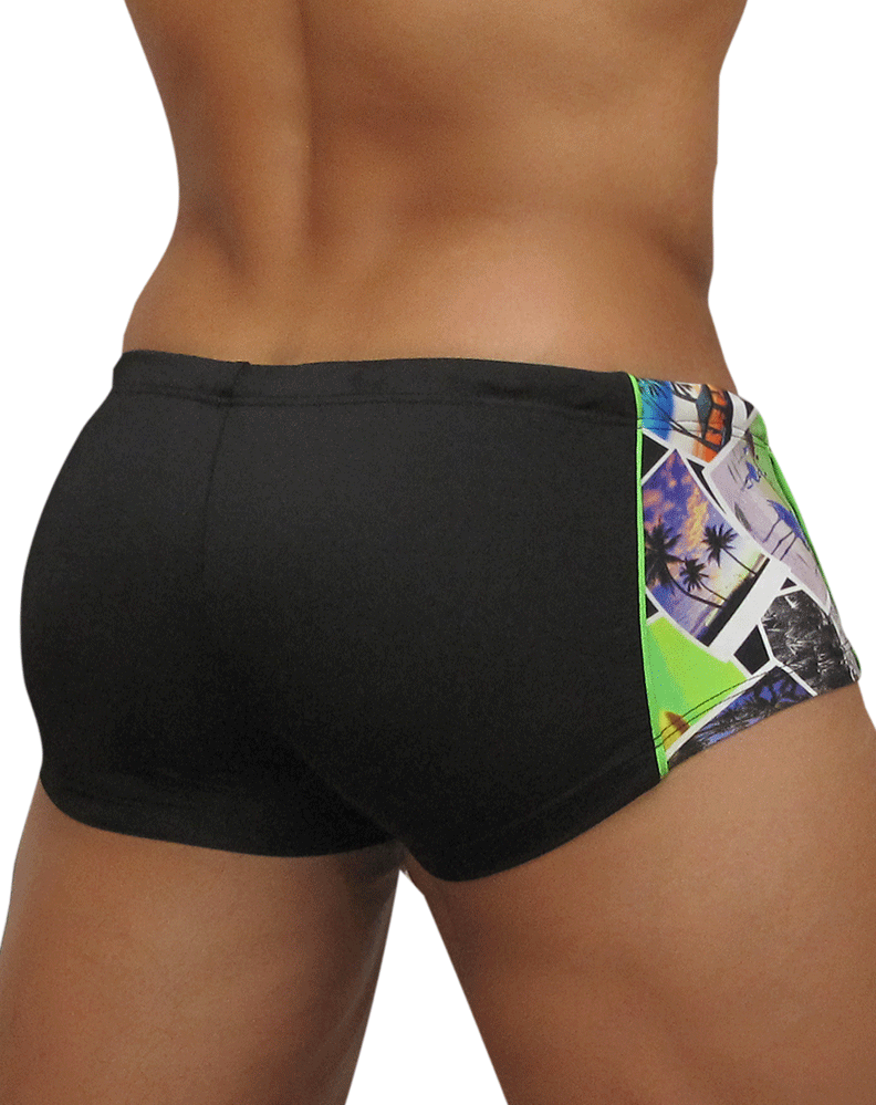 Ergowear Ew0850  Feel Swim Mini-trunk Instant - StevenEven.com