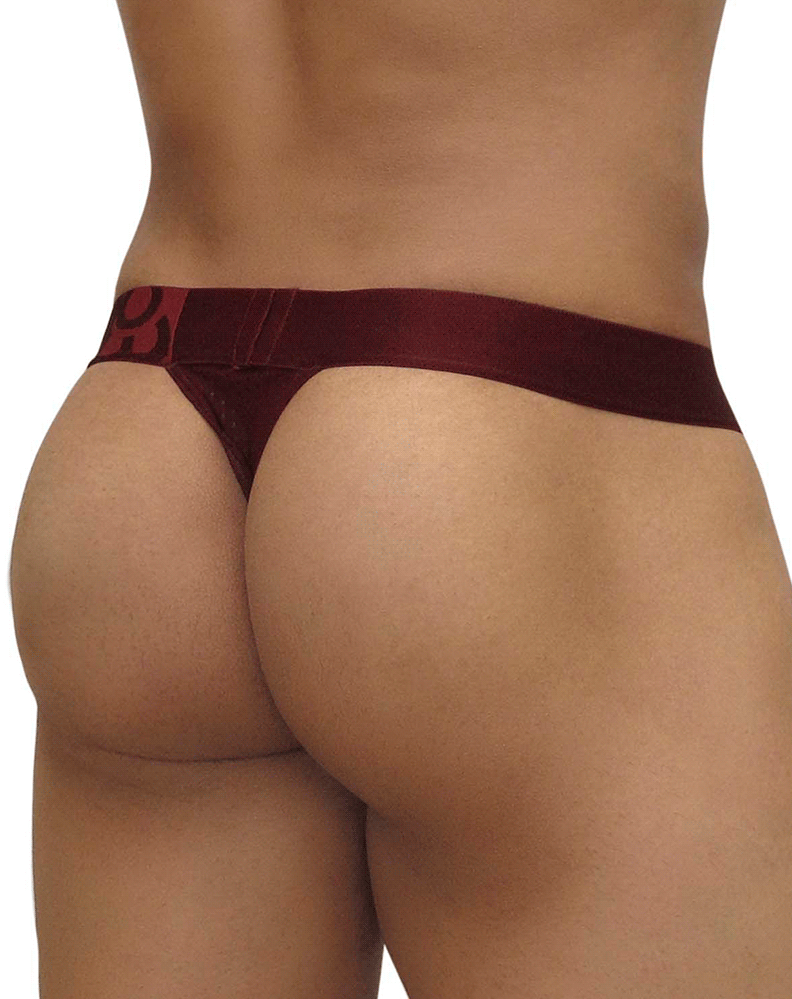 Ergowear Ew0778 Max Ultra Thongs Burgundy