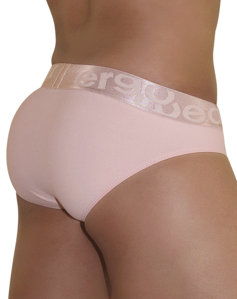 Ergowear Ew0843 Feel Xv Gatsby Briefs Dusty Pink - StevenEven.com