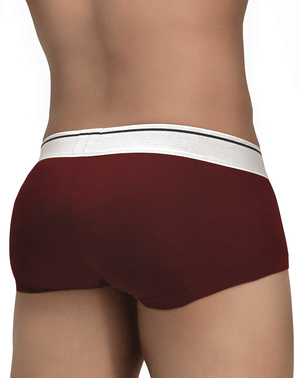 Ergowear Ew0933 Feel Modal Boxer Briefs Burgundy
