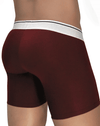 Ergowear Ew0934 Feel Modal Long Boxer Briefs Burgundy