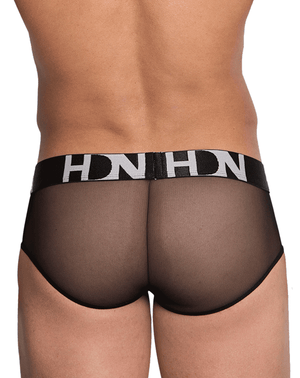 Hidden 961 Mesh Mini Trunks Black