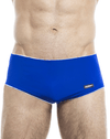 Hunk2 St20191a Lezard² Reversible Swim Trunks Blue