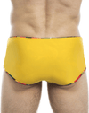 Hunk2 St20201a Frosche² Reversible Swim Trunks Yellow