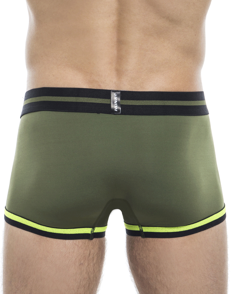 Hunk2 Tr2020a Alphae Chelem² Trunks Green
