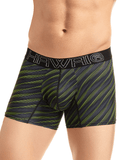 Hawai 41921 Boxer Briefs Green - StevenEven.com