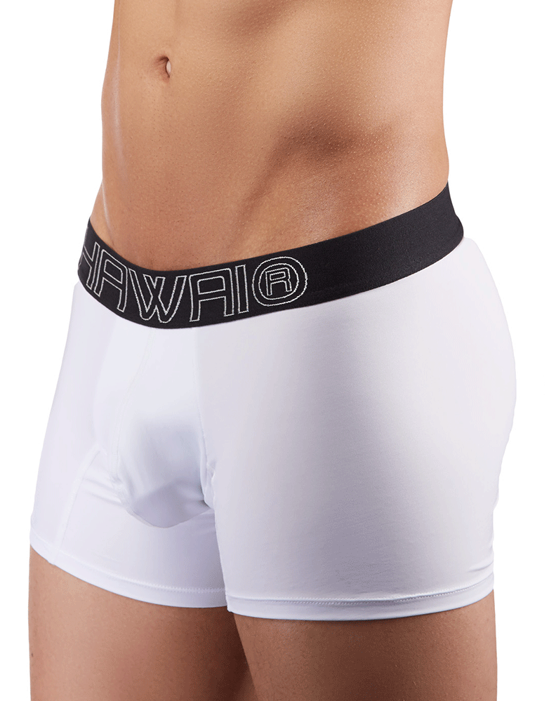 Hawai 41948 Boxer Briefs  White - StevenEven.com