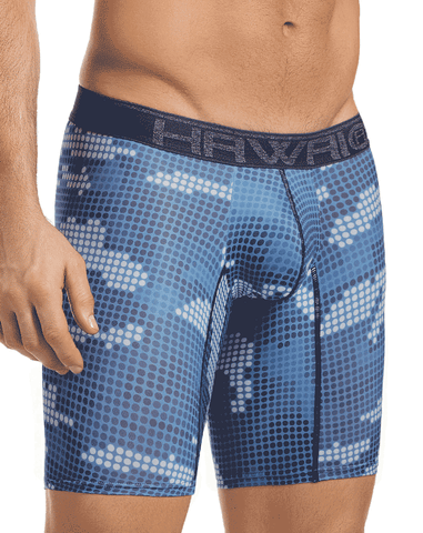Hawai 41727 Boxer Briefs Gray