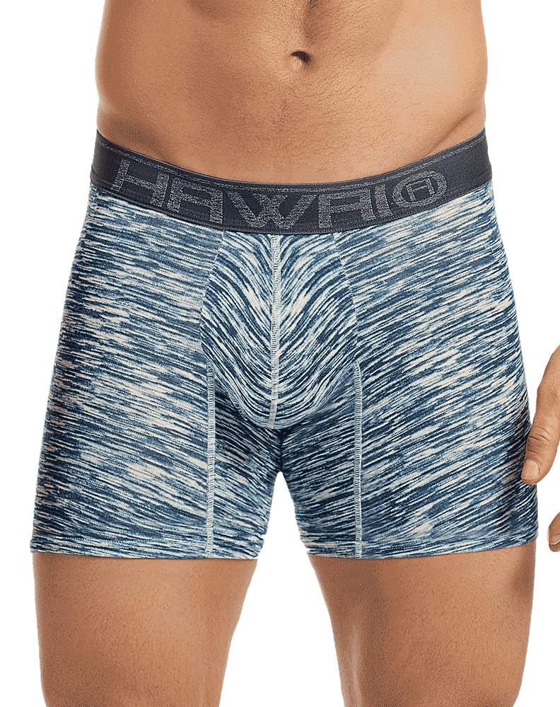 Hawai 41806 Boxer Briefs Blue - StevenEven.com