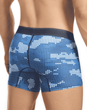 Hawai 41809 Boxer Briefs Blue - StevenEven.com