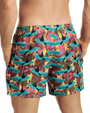 Hawai 51805 Swim Trunks Yellow