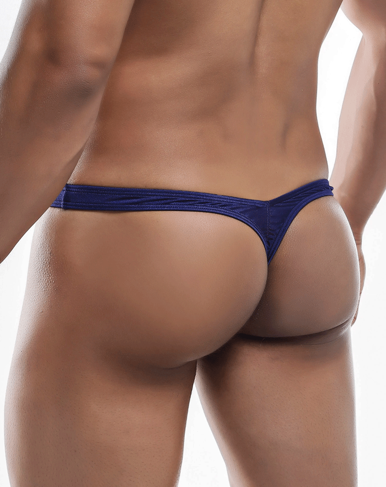 Joe Snyder Jsmbul06 Maxi Bulge Thongs Navy