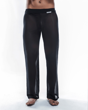 Joe Snyder Js30 Sheer Lounge Pants Black Mesh