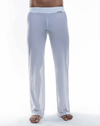 Joe Snyder Js30 Sheer Lounge Pants White Mesh