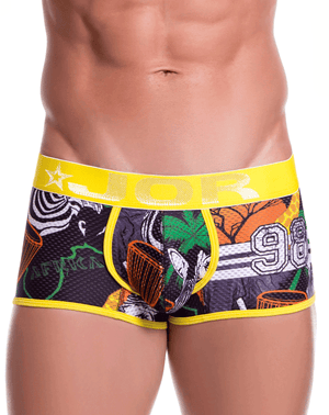 Jor 0735 Africa Boxer Briefs Printed