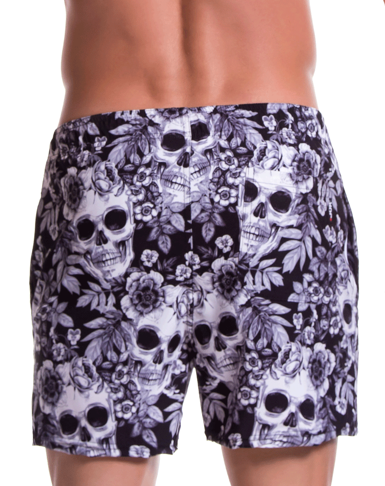Jor 0770 Tequila Short Swim Trunks Printed - StevenEven.com