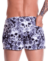 Jor 0771 Tequila Mini Short Swim Trunk Printed