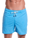 Jor 0784 Pacific Short Swim Trunks Blue