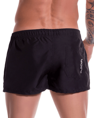 Jor 0787 Torino Mini Short Swim Trunks Black
