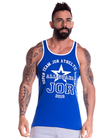 Joe Snyder Js29 V Neck Tank Top White
