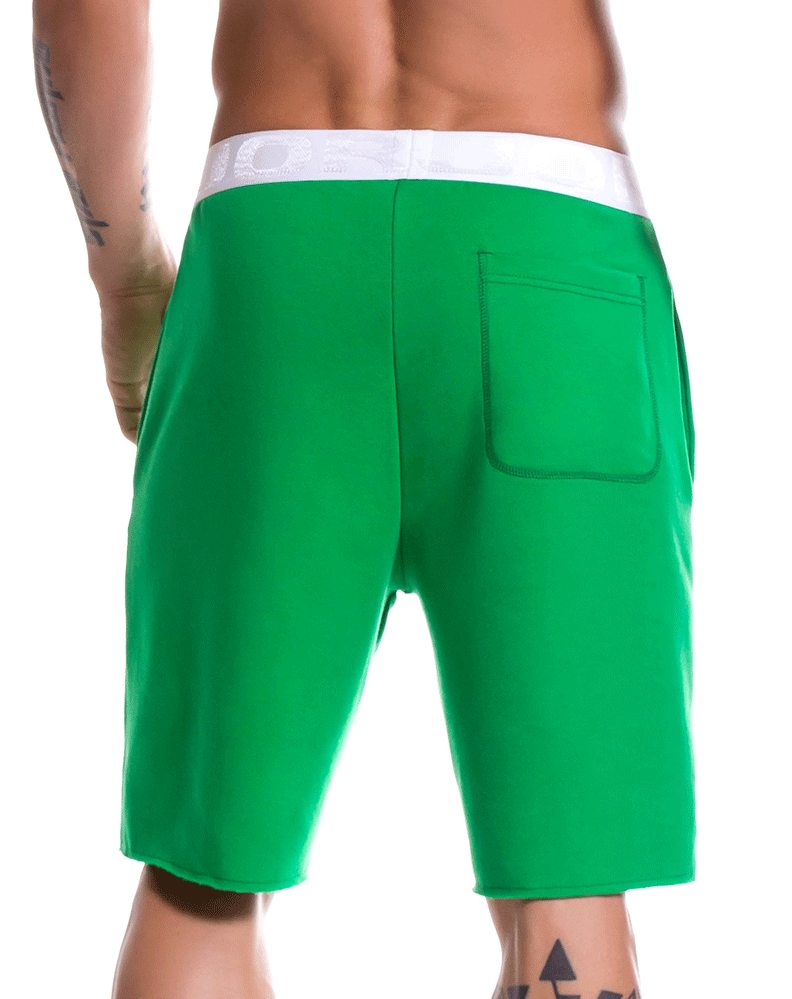 Jor 0794 Boston Athletic Shorts Green - StevenEven.com