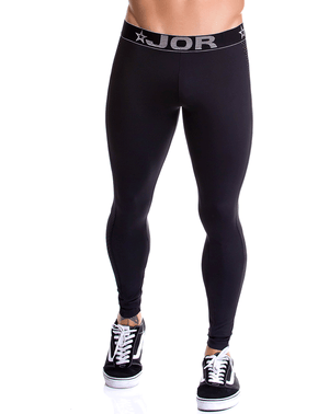 Jor 0797 Prix Athletic Pants Black