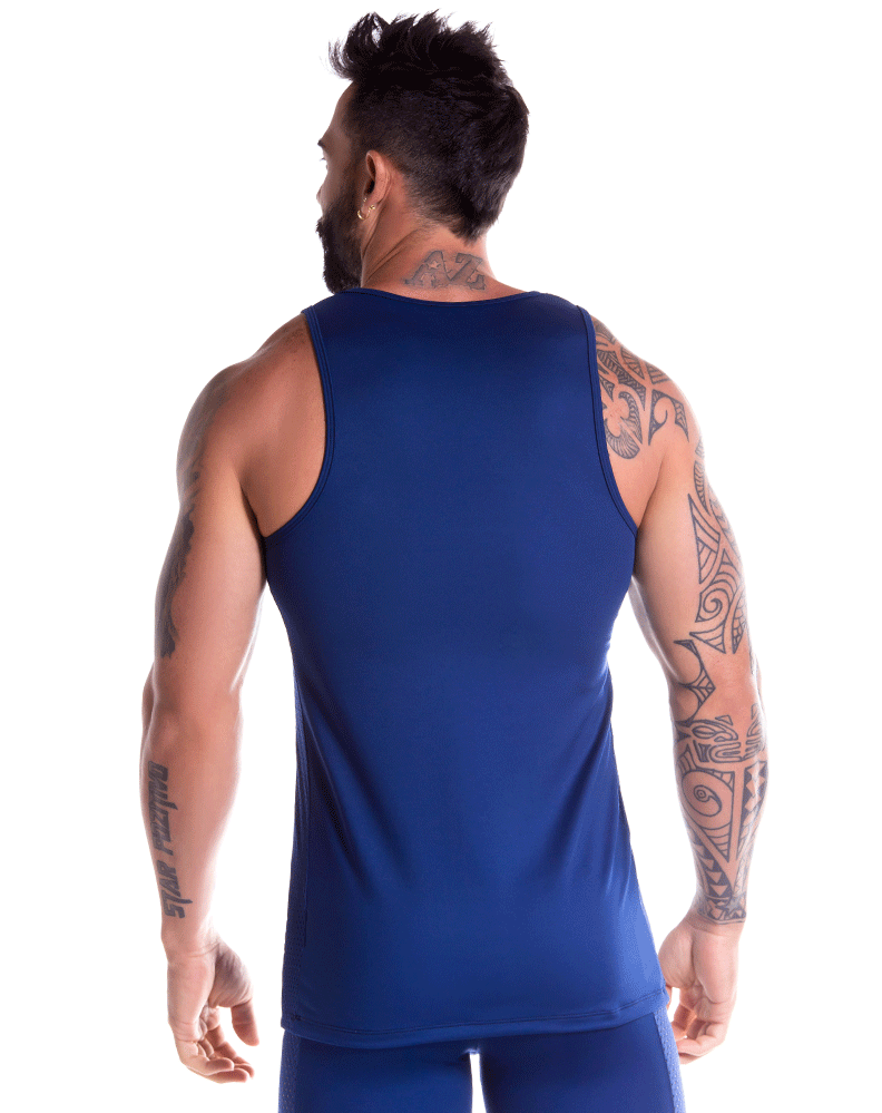 Jor 0799 Prix Tank Top Blue - StevenEven.com