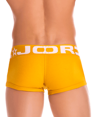 Jor 0834 Arizona Boxer Briefs Mustard
