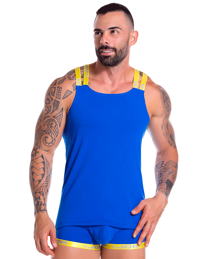 Jor 0854 Power Tank Top Royal