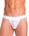 Jor 0884 Mesh Thongs White