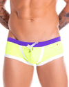 Jor 0887 Oasis Swim Trunks Green