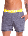 Jor 0928 Energy Athletic Shorts Black