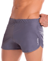 Jor 0929 Polar Athletic Shorts Gray