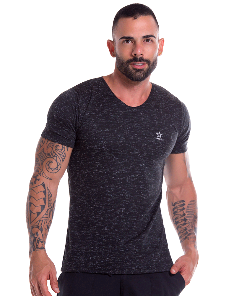 Jor 0933 Porto Tank Top Black
