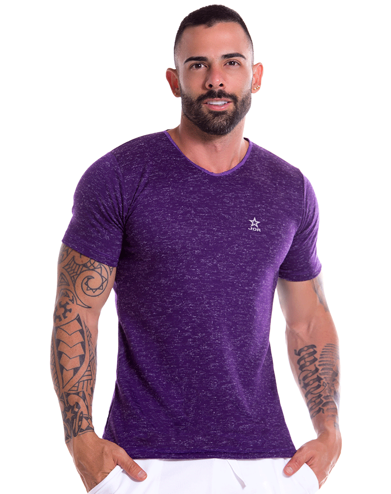 Jor 0933 Porto Tank Top Purple