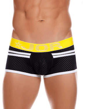Jor 0966 Fox Trunks Black