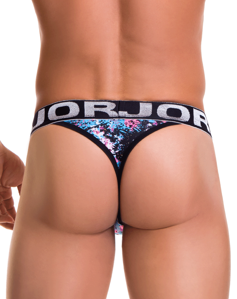 Jor 0535 Explotion Thongs Printed