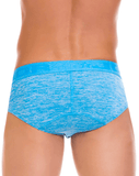 Jor 0621 Pop Briefs Blue