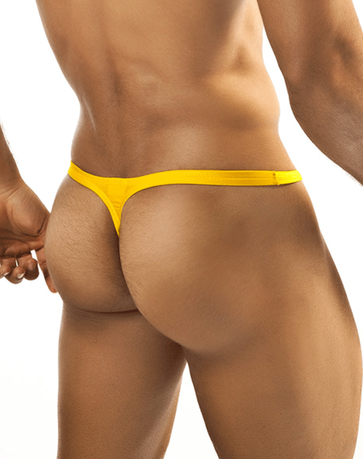 JOE SNYDER JS11 Rio Thong Yellow - Steveneven.com