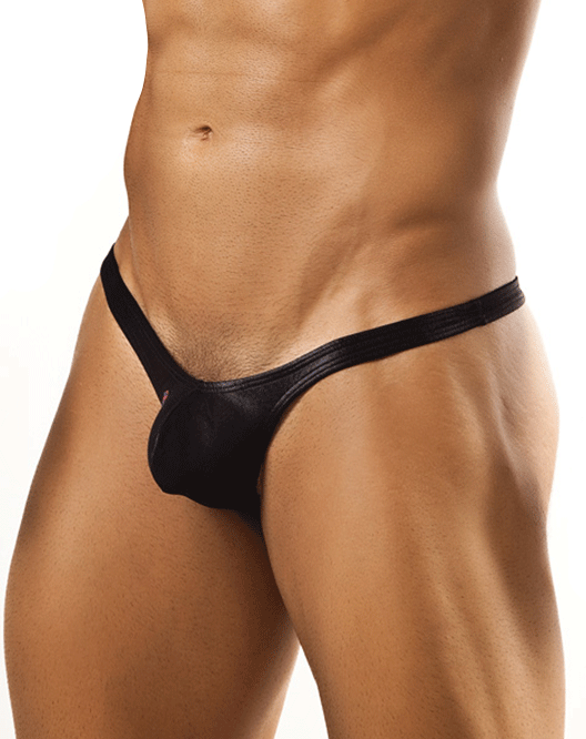 Joe Snyder JSBUL02 Thong Bulge Enhancement Black