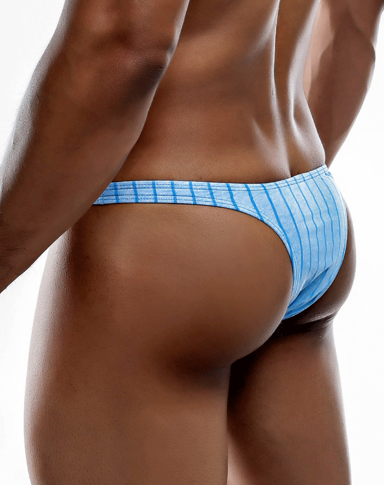 Joe Snyder Jsbul01 Bulge Bikini Blue Line