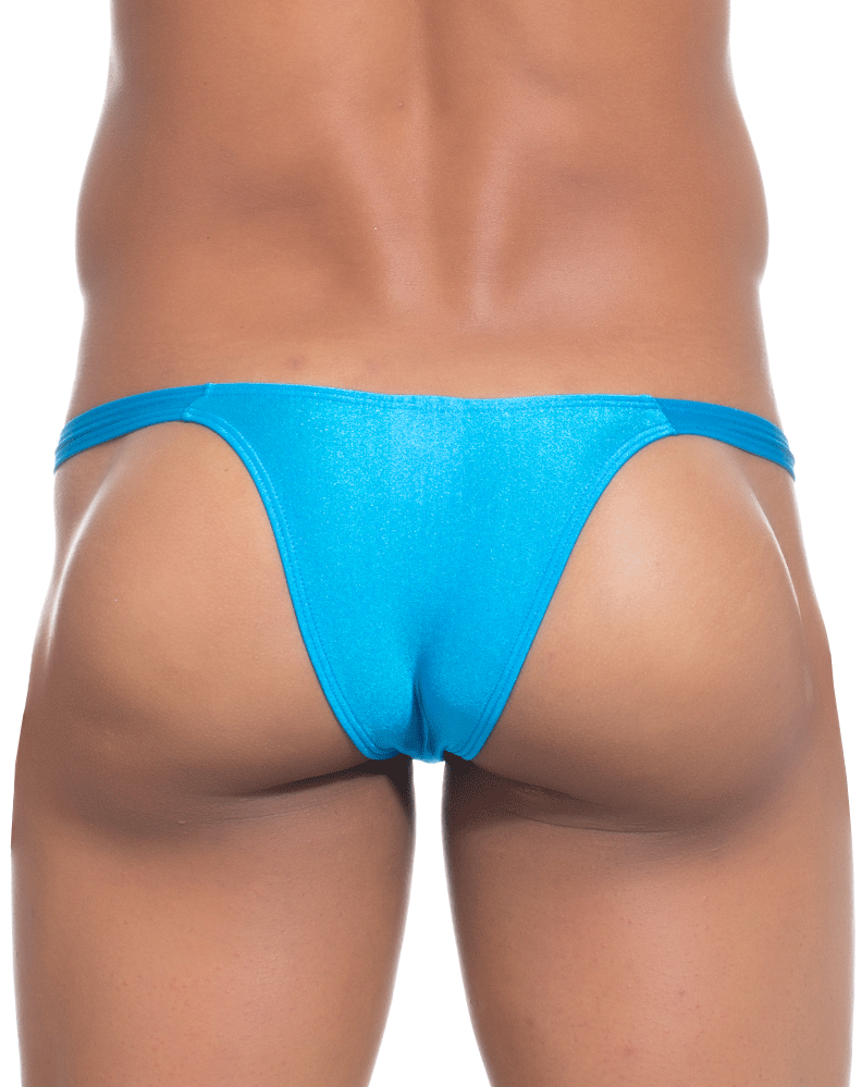 Joe Snyder JSBUL09 Bulge Bikini Capri Enhancement Turquoise