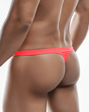 Joe Snyder Js03-pol Polyester Thong Watermelon-poly