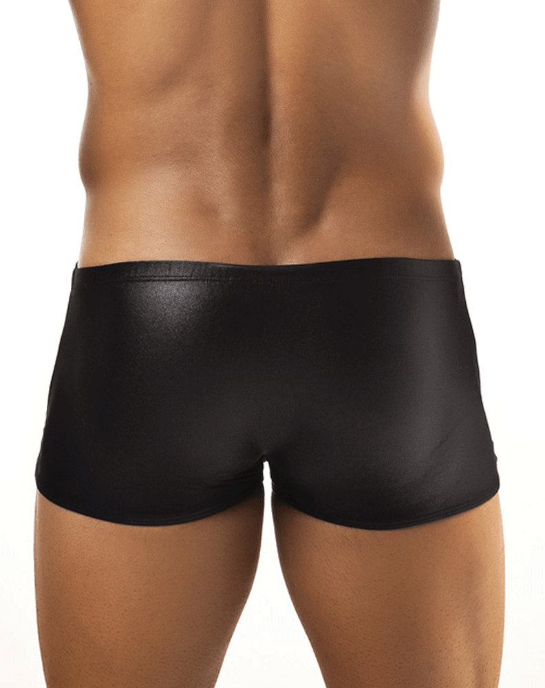 Joe Snyder JS08 Boxer/Trunk Low Rise Black Metal